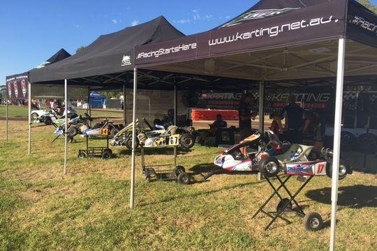 See Karting South Australia at the Clipsal 500