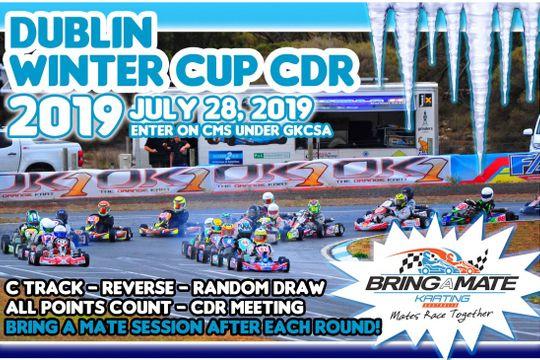 Dublin Winter Cup 28 July