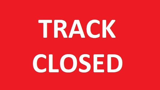 All South Australian Tracks are closed.